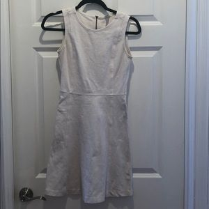 J Crew white dress - Size 00